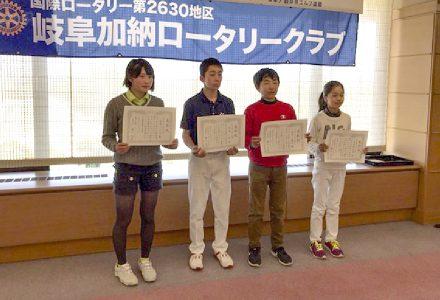 岐阜県ジュニアゴルフトーナメント_イメージ