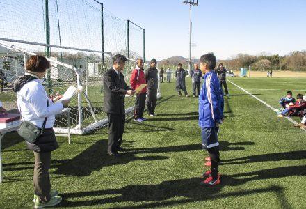 ジュニアサッカー交流大会_イメージ