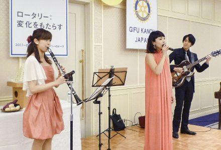 夫人同伴観月例会_イメージ