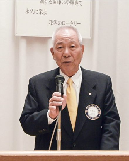 2014年度会長 西澤 恭平