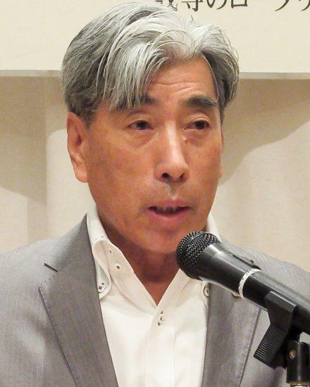 岐阜加納ロータリークラブ2019年度会長 沢田 誠